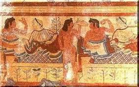 Gastronomia e usanze dell'antica Etruria – ALIMENTAZIONE ...