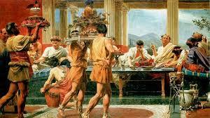 Come organizzare un banchetto nell'antica Roma | Cavolo Verde