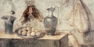 Jentaculum, prandium e coena: i tre pasti principali degli antichi ...