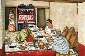 Il McDonald's degli antichi Romani - Il calice di Ebe