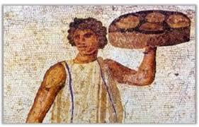 Alimentazione Antichi Greci. Il pane | lacuocaignorante